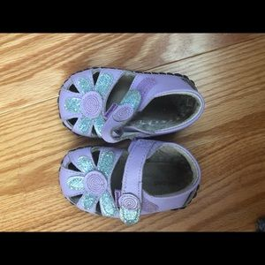 Pediped Baby Girls Shoes Size 6-12M